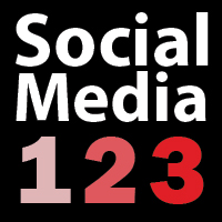 Social Media 1-2-3