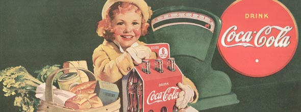 coke, marketing, call to action