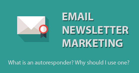 email newsletter autoresponder marketing
