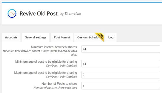 digital marketing revive old post plugin wordpress