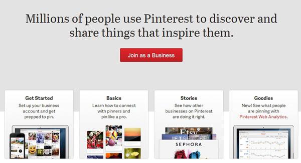 pinterest marketing, pinterest business account, pinterest web analytics, popular pins